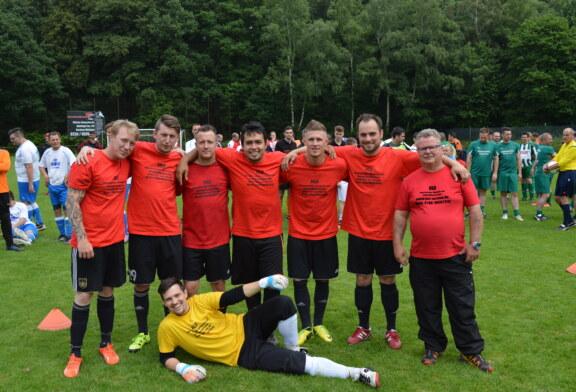FUN-Turnier beim SV Waldesrand