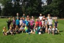 Sportfest am Waldesrand