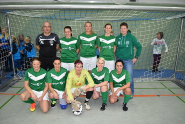 SVW-Freizeitfußballerinnen mit erster Turnierteilnahme