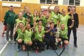 SVW-Frauen gewinnen Herbert-Graf-Pokal und werden Hallenkreismeister