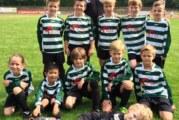 Erstes Turnier der neuen E-3-Jugend