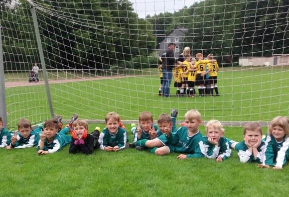 Erstes Training der Jugendmannschaften nach der Sommerpause