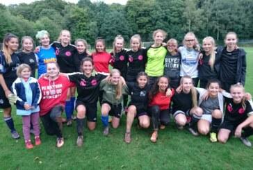 Hochburg im Mädchenfussball