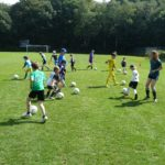 11. Fußballlernschule beim SV Waldesrand