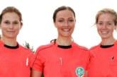 Lea Bramkamp / Karriere als Schiedsrichterin