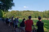 Relegationsspiel am Waldesrand am 06.06.2018