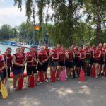 SVW-Frauen grüßen aus dem Trainingslager