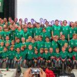 Die Jugend des SV Waldesrand wünscht frohe Weihnachten