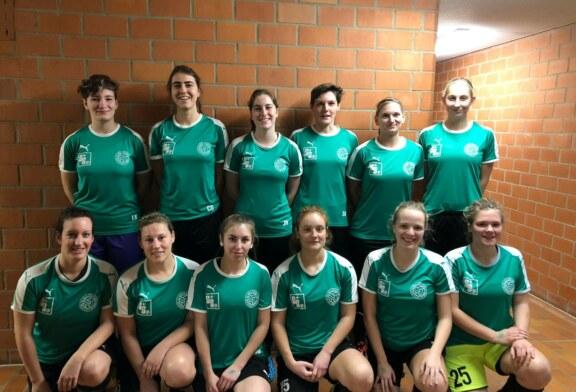 Johannes Hardering unterstützt die SVW-Frauenmannschaften
