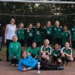 Saisonabschluss der U13-Juniorinnen