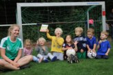 Bambinis des SVW erwerben Kinder-Fußballabzeichen