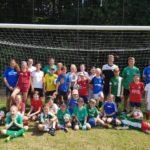 Fußballlernschule des SV Waldesrand bereits im 12. Jahr