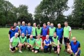 Erstes Walking Football Turnier