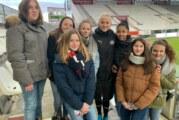 U15-Juniorinnen zu Gast bei der SGS Essen