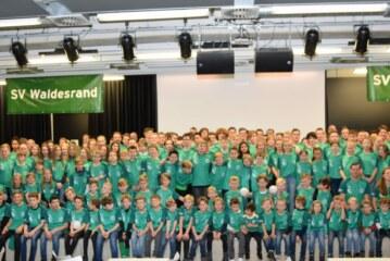Weihnachtsfeier der SVW-Jugendmannschaften