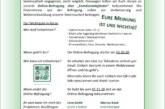 Fragebogen für alle Vereinsmitglieder in Kooperation mit dem FLVW