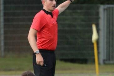 Schiedsrichter beim SV Waldesrand